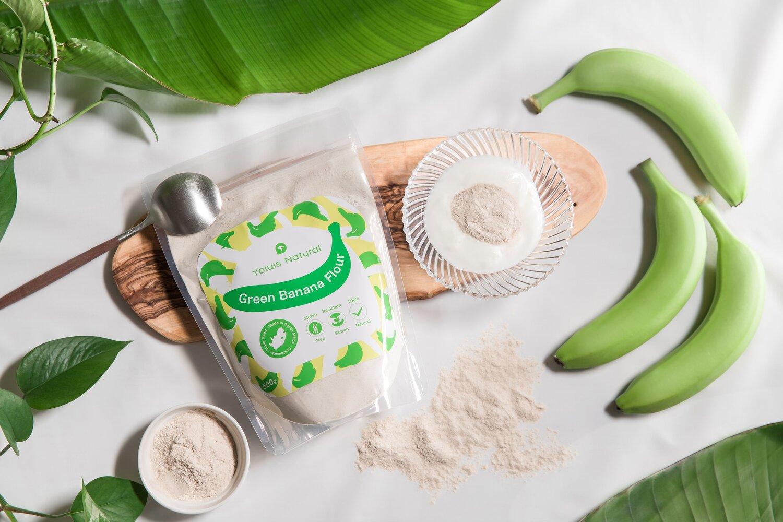 Yo(u)s' Natural Yo(u)'s Natural Green Banana Flour(グリーンバナナフラワー) 3